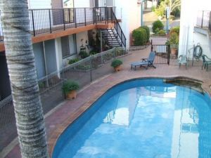 Bargara Beachfront Holiday Apartments - Accommodation Broken Hill