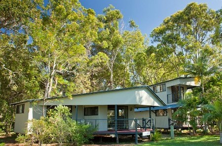 Wooli River Lodges - Accommodation Broken Hill
