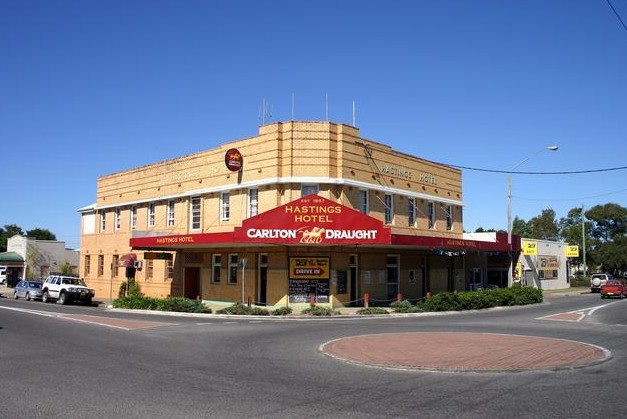 Hastings Hotel - Accommodation Broken Hill