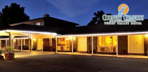Country Comfort Tumut Valley Motel - Accommodation Broken Hill