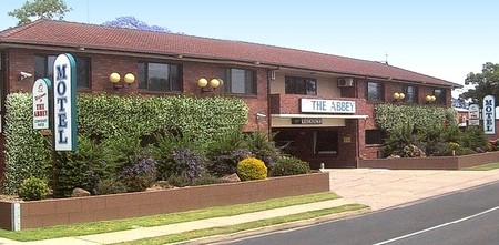 Abbey Motor Inn - Accommodation Broken Hill