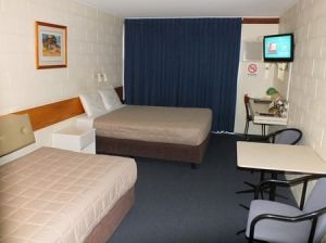 Central Motel - Accommodation Broken Hill