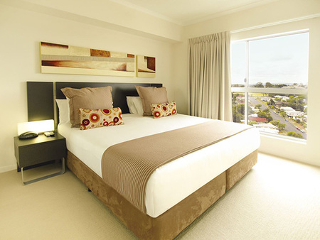 Oaks Aspire Apartments - Accommodation Broken Hill