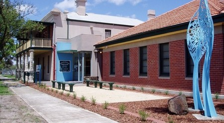 Hunt Club Community Arts Centre - Accommodation Broken Hill