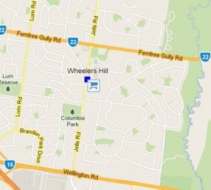 Wheelers Hill Shopping Centre - Accommodation Broken Hill