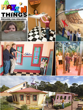 A Maze 'N Things - Accommodation Broken Hill