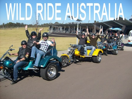 A Wild Ride - Accommodation Broken Hill