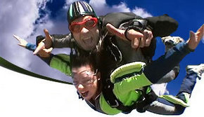 Adelaide Tandem Skydiving - Accommodation Broken Hill
