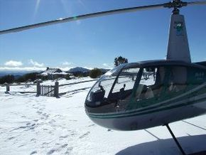 Alpine Helicopter Charter Scenic Tours - Accommodation Broken Hill