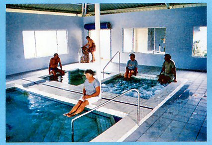 Innot Hot Springs Leisure  Health Park - Accommodation Broken Hill