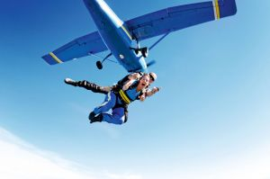 Skydive the Beach and Beyond Yarra Valley - Accommodation Broken Hill