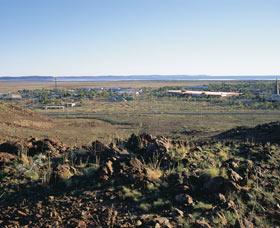 TV Hill Lookout - Accommodation Broken Hill