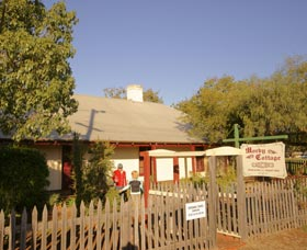 Morby Cottage - Accommodation Broken Hill