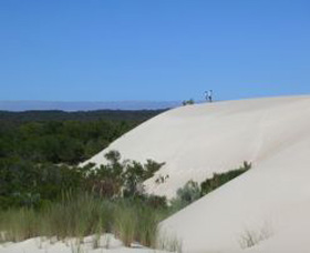 Yeagerup Sand Dunes - Accommodation Broken Hill