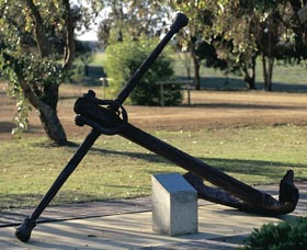 Europa Anchor - Accommodation Broken Hill