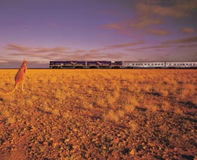 Nullarbor Plain - Accommodation Broken Hill