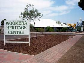 Woomera Heritage and Visitor Information Centre - Accommodation Broken Hill