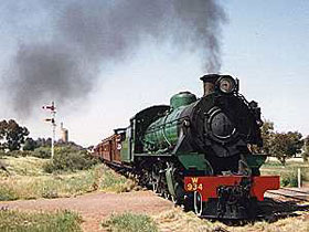 Pichi Richi Railway - Accommodation Broken Hill