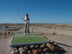 Coober Pedy Opal Fields Golf Club - Accommodation Broken Hill