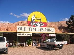 The Old Timers Mine - Accommodation Broken Hill