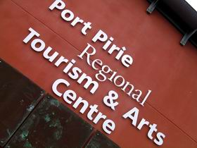 Port Pirie Regional Tourism And Arts Centre - Accommodation Broken Hill