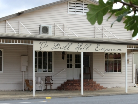 Drill Hall Emporium - The - Accommodation Broken Hill
