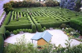 Westbury Maze and Tea Room - Accommodation Broken Hill