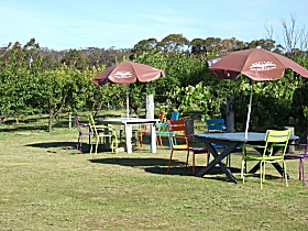 Cerise Brook Orchard  Family Golf - Accommodation Broken Hill