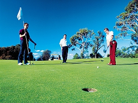 Oatlands Golf Course - Accommodation Broken Hill