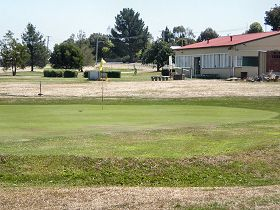 Campbell Town Golf Club - Accommodation Broken Hill
