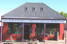 3 Windows Gallery - Accommodation Broken Hill