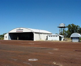 Daly Waters Aviation Complex - Accommodation Broken Hill