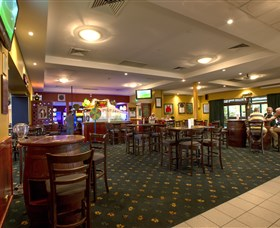 Canberra Irish Club - Accommodation Broken Hill
