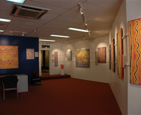 Mason Gallery - Accommodation Broken Hill