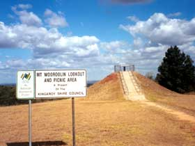 Mount Wooroolin - Accommodation Broken Hill