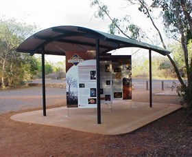 Forty Mile Scrub National Park - Accommodation Broken Hill