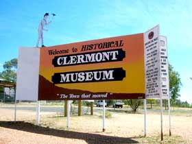 Clermont Historical Centre and Museum - Accommodation Broken Hill