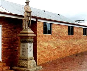 Westbrook War Memorial - Accommodation Broken Hill