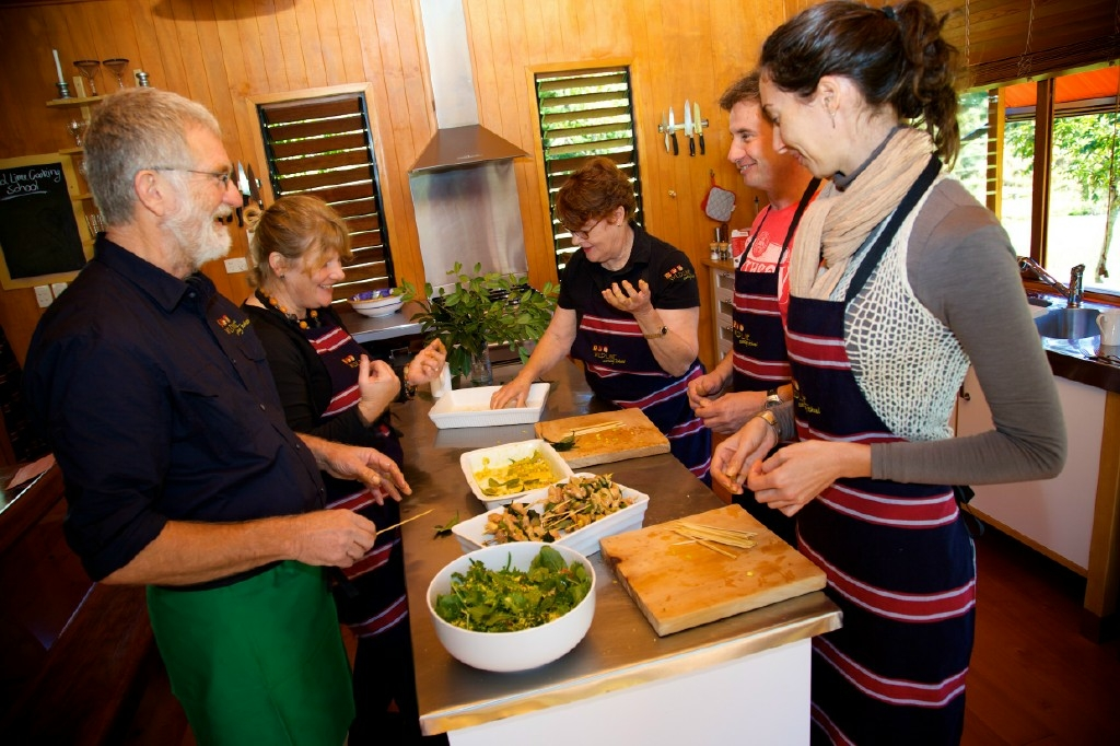 Wild Lime Cooking School - Accommodation Broken Hill