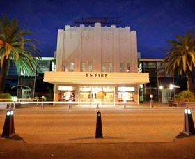 Empire Theatre - Accommodation Broken Hill