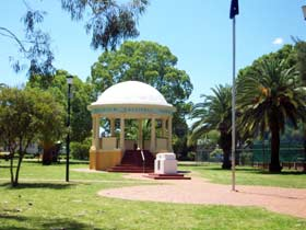 Kingaroy Memorial Park - Accommodation Broken Hill