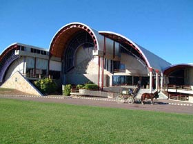 Australian Stockmans Hall of Fame and Outback Heritage Centre - Accommodation Broken Hill