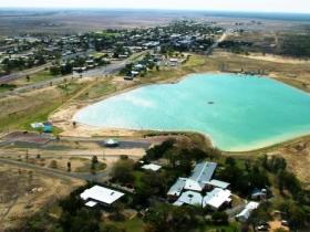 Lake Fred Tritton - Accommodation Broken Hill