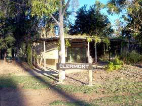 Clermont - Old Town Site - Accommodation Broken Hill