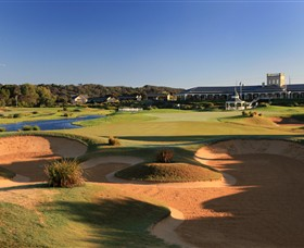 Eagle Ridge Golf Course - Accommodation Broken Hill