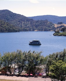 Lake Eildon National Park - Accommodation Broken Hill