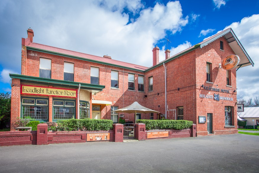 Holgate Brewhouse at Keatings Hotel - Accommodation Broken Hill