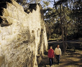 Castlemaine Diggings National Heritage Park - Accommodation Broken Hill