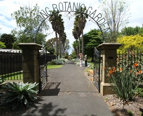 Friends of Geelong Botanic Gardens - Accommodation Broken Hill