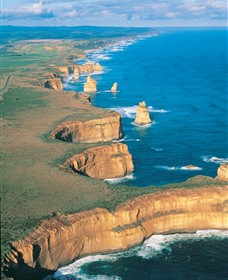 12 Apostles Flight Adventure from Apollo Bay - Accommodation Broken Hill